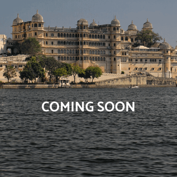 Tour coming soo. In the image is Lake Pichola with City Palace in the back ground