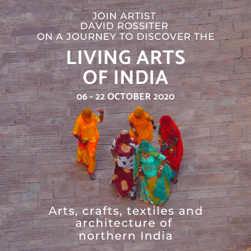Living Arts of India Tour October 2020 by Jasmine Trails