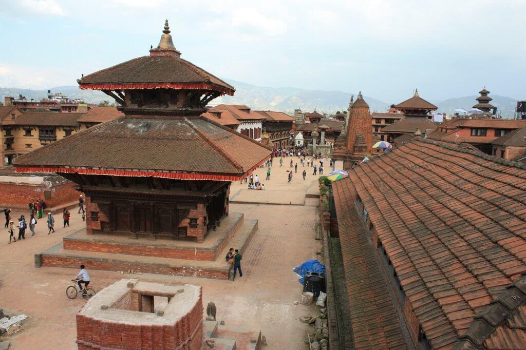 Bhaktapur in Kathmandu