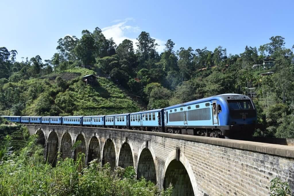 Kandy Ella Train Journey with Jasmine Trails