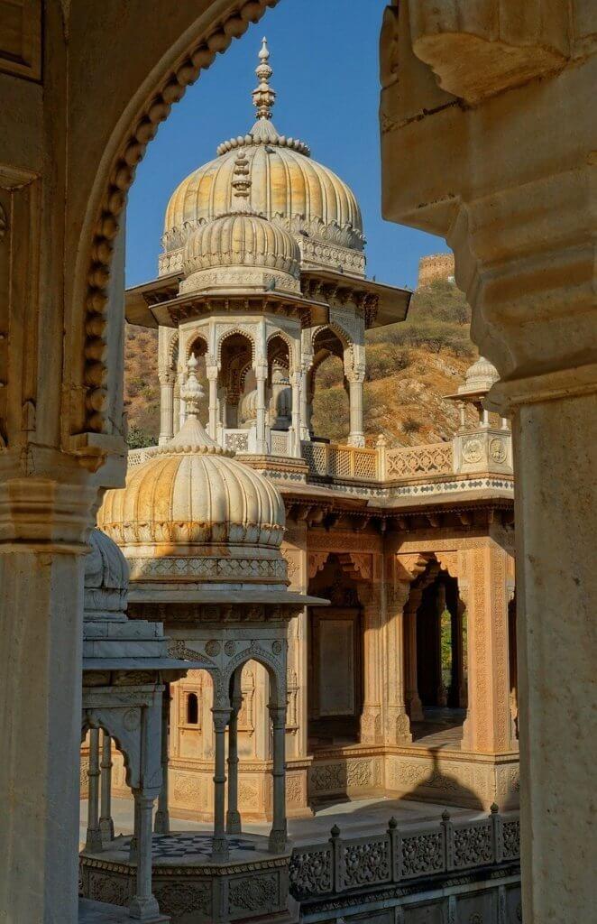 Cenotaphs in Rajasthan