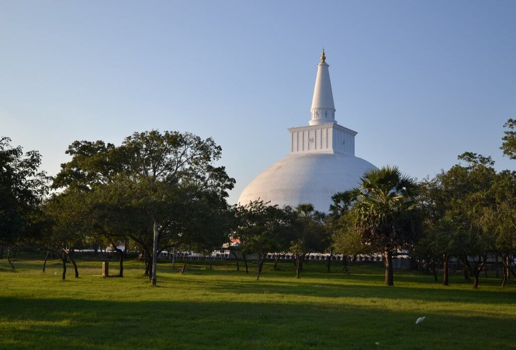 See Anuradhapura UNESCO World Heritage Site with Jasmine Trails