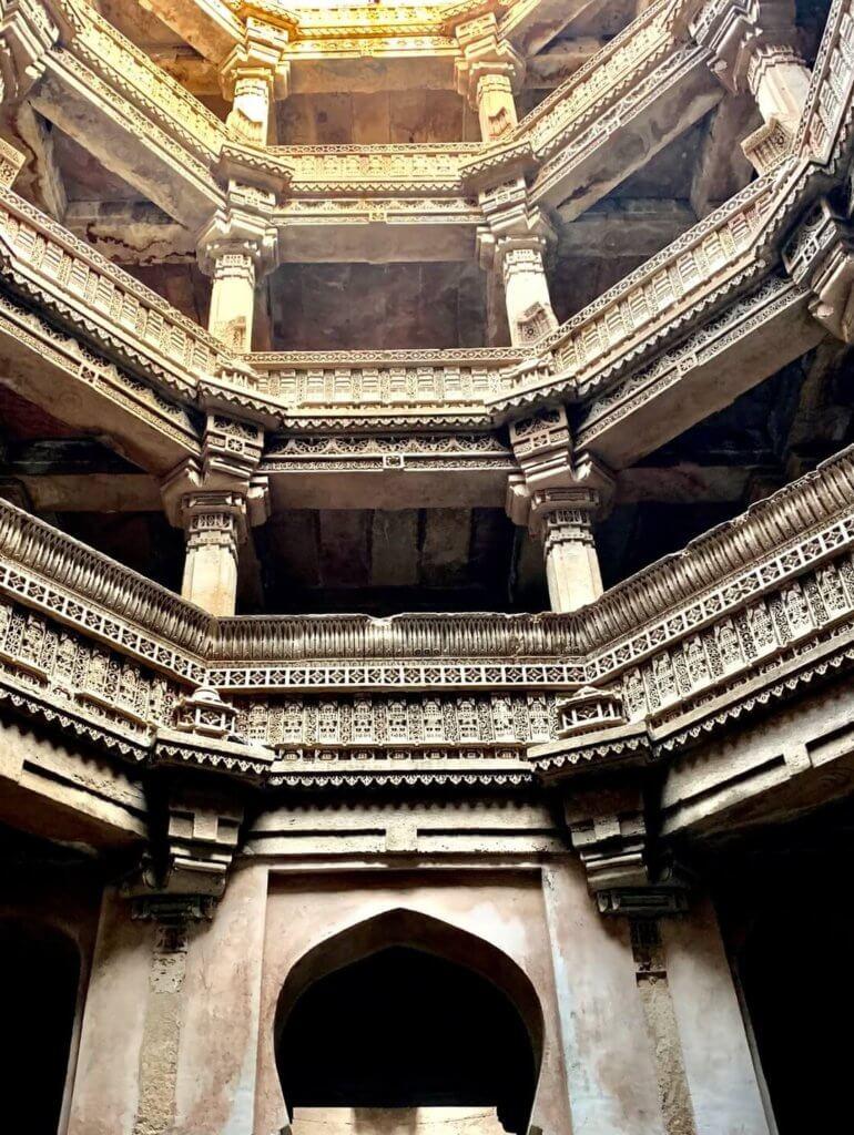 Rani Ki Vav stepwell-at Patan in Gujarat India