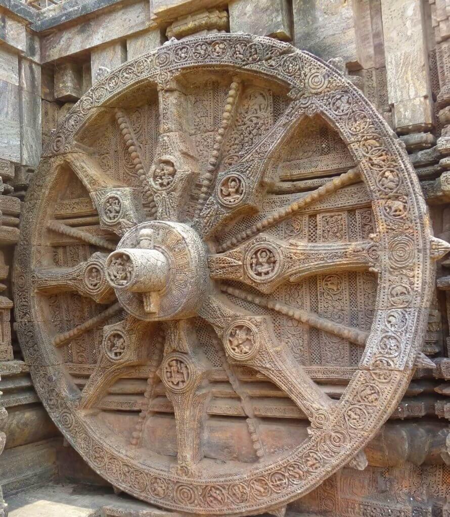 Sun Temple at Konark in Odisha