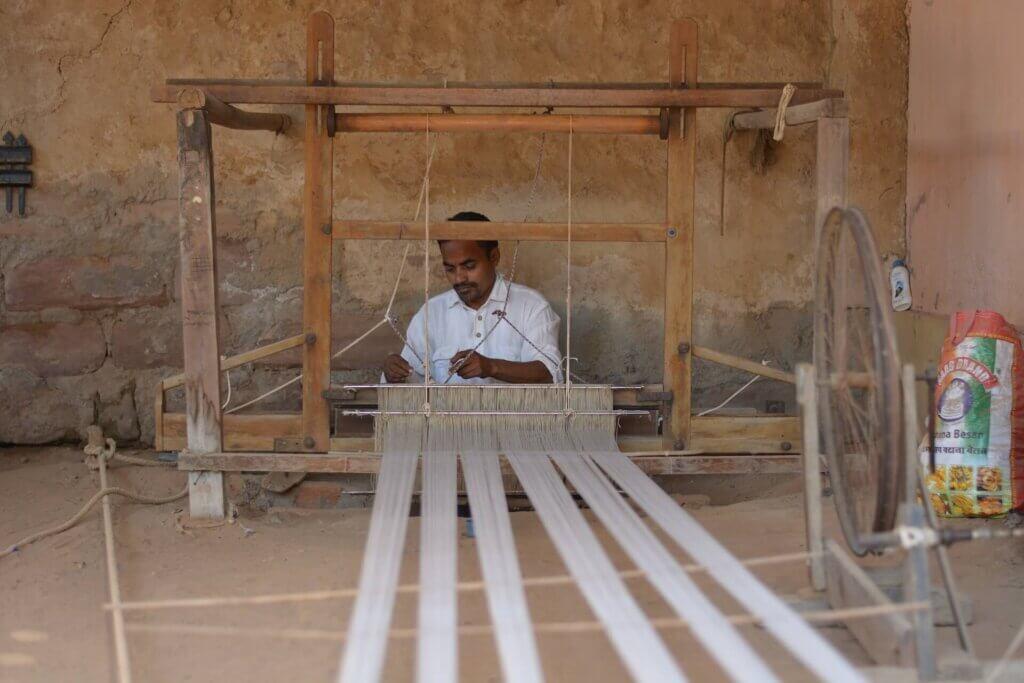 Weaver Gujarat